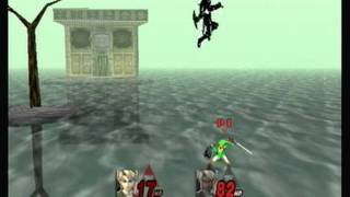 Destiny Battle 89 - Link vs Dark Link