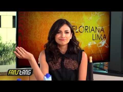 Floriana Lima Tells Hilarious Glee Audition Story!