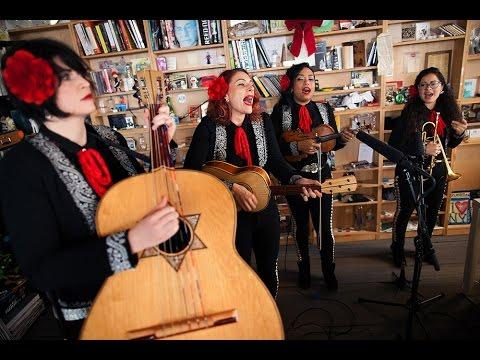 Mariachi Flor De Toloache: NPR Music Tiny Desk Concert