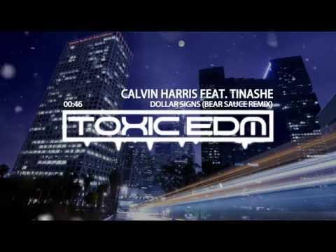 Calvin Harris feat. Tinashe - Dollar Signs (Bear Sauce Remix)