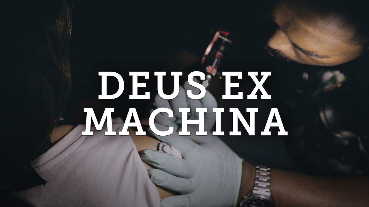 Cinematic Tattoos at Deus Ex Machina, Bali — video thumbnail