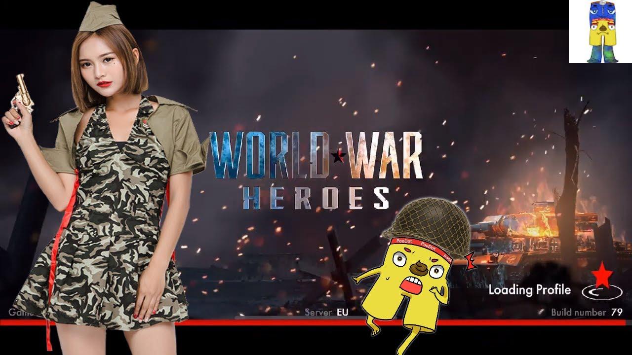 Download WORLD WAR HEROES WW2 (NO 3rd PLEASE)