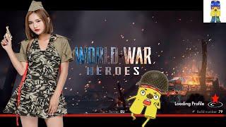 WORLD WAR HEROES WW2 (NO 3rd PLEASE)