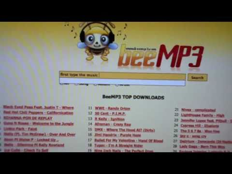 How to download songs from beemp3