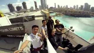 XDubai Zipline - XLine (Urban Zipline) Dubai
