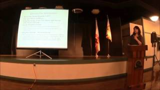 Cheryl Link, City Clerk, Election Update   Norco Town Hall 10 26 15