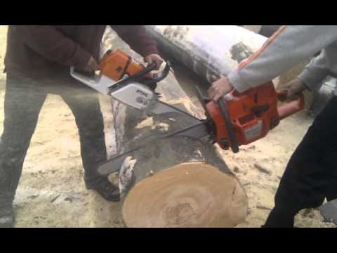 Stihl Ms650 Chainsaw For Sale
