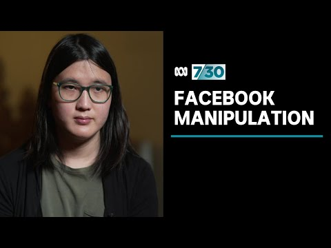 Facebook whistleblower Sophie Zhang on how the platform is influencing global politics | 7.30