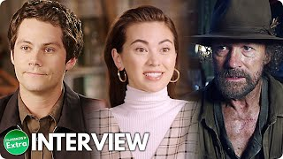 LOVE AND MONSTERS (2021)   Cast & Filmmaker Interview