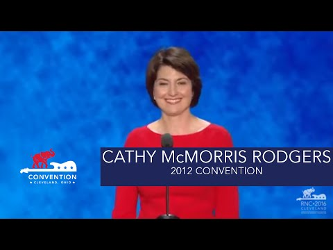 We Built It | Congresswoman Cathy McMorris Rodgers | 2012 Republican National Convention