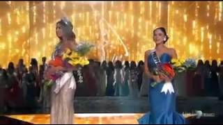 Steve Harvey announces WRONG winner Miss Universe Colombia & Philippine