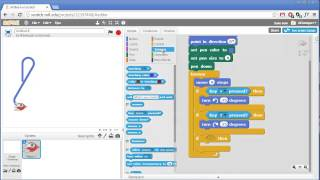 Tron Invent With Scratch Screencast