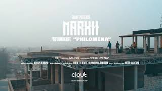Marxii - Philomena (Clout Rooftop Live)