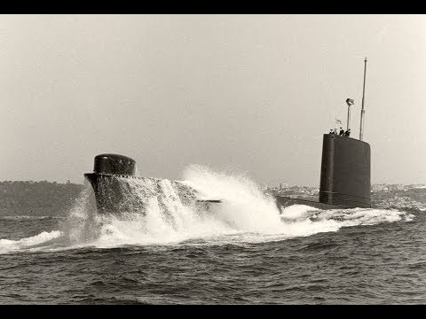 Oberon Class Submarines in RAN Service -Their origin and early years