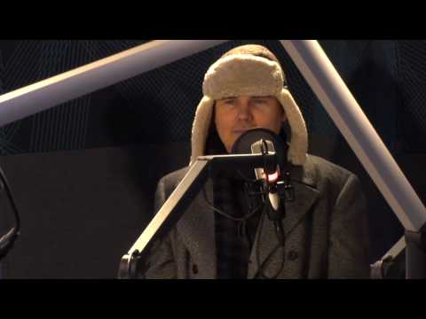 Smashing Pumpkins frontman Billy Corgan co-hosts Mancow show on WLUP