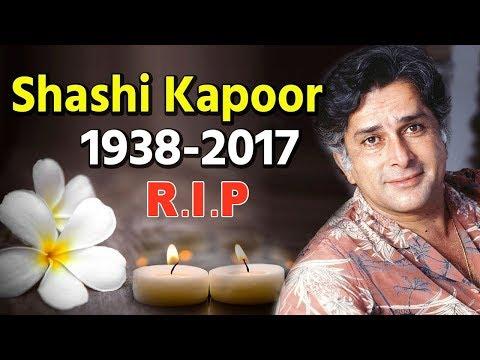 Shashi Kapoor Passed Away | Breaking News