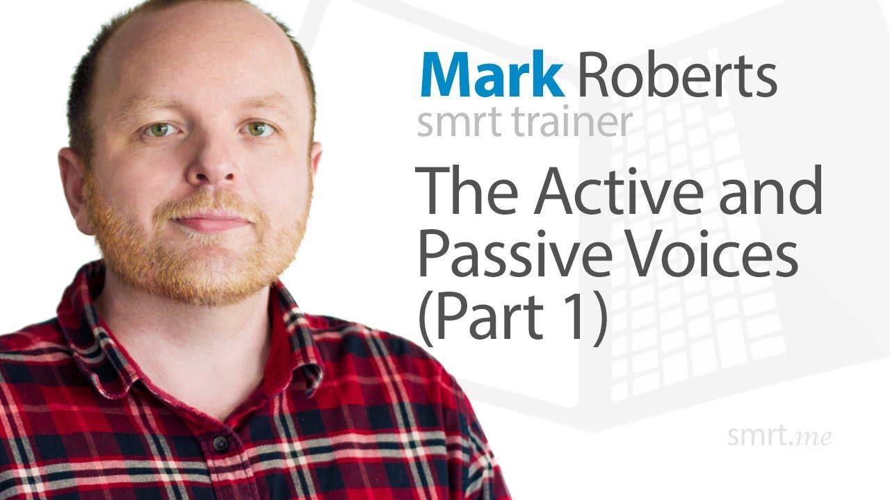 The Active & Passive Voices #1
