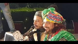 Download lagu Junaid Sultani ne alag andaz me kalam sunaya more Angana Moinuddin Aayo Re & Udaipur Rajasthan