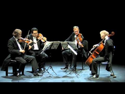 Endellion String Quartet en el Festival Cultural Sinaloa 2013