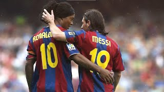 What Ronaldinho told Kobe Bryant in 2004 about Messi is simply incredible | Oh My Goal