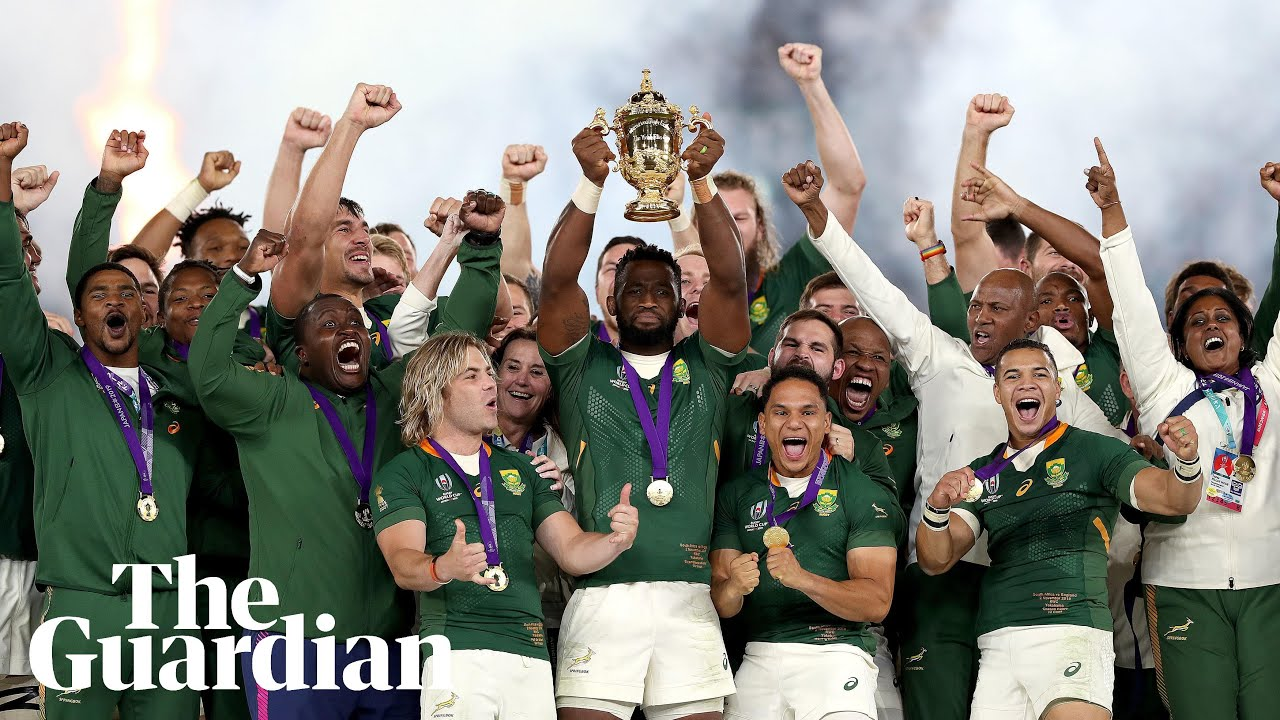 England 12 32 South Africa Rugby World Cup 2019 Final As It Happened Sport The Guardian