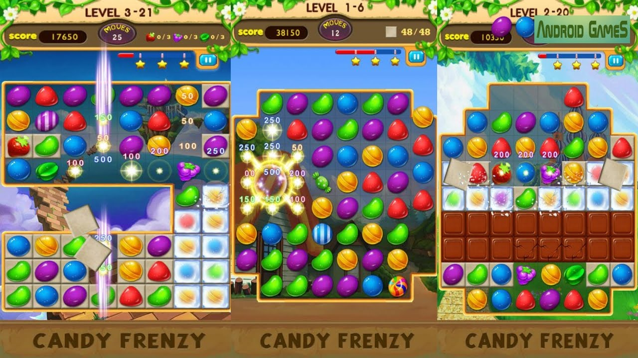 Candy Frenzy Preview HD 720p