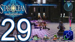 Star Ocean Integrity and Faithlessness PS4 Walkthrough - Part 29 - Cathedral of Oblivion, Trei'kur