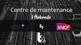 Centre de Maintenance SNCF de l'Arbresle