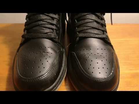 "Sneaker Cleaning: Jordan 1 Retro ""Gum Bottom"""