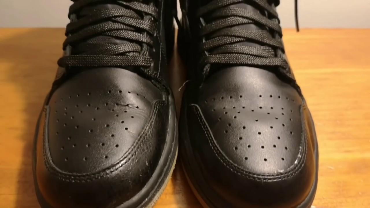 f2b1e68b08e Sneaker Cleaning  Jordan 1 Retro