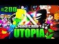 Das FINALE der CHAOS SAGA     Minecraft Utopia  200  Finale 3 3
