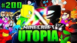 Das FINALE der CHAOS SAGA?! - Minecraft Utopia #200 (Finale 3/3) [Deutsch/HD]
