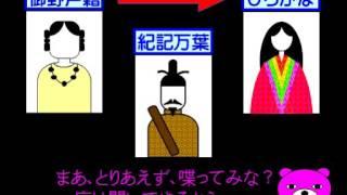 誰が日本人に漢字の読みを教えたか」 第12回です。 本居宣長が発見した...