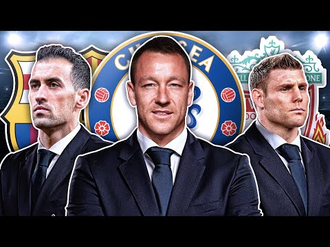 10 Players Who Will Make GREAT Managers!