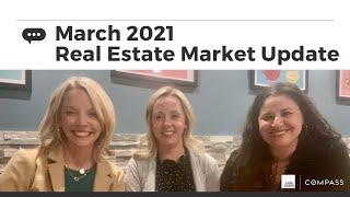March 2021 Real Estate Market Update