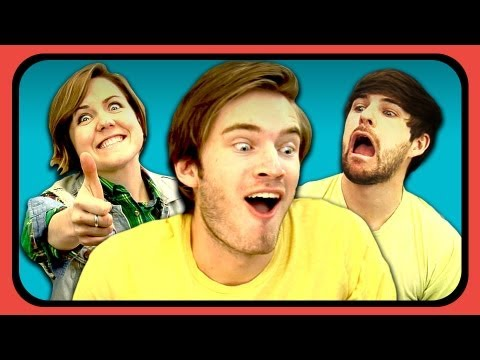 Thumbnail: YouTubers React to Japanese Commercials