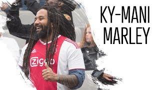 Ky-Mani Marley: 'Ik kom hier graag een keer zingen'