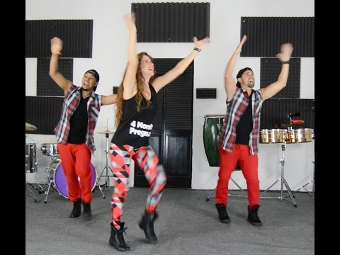 Pura Salsa (Choreo&Lyrics) Zumba Zin68 - Maritza-Max-Alain  / Max Pizzolante