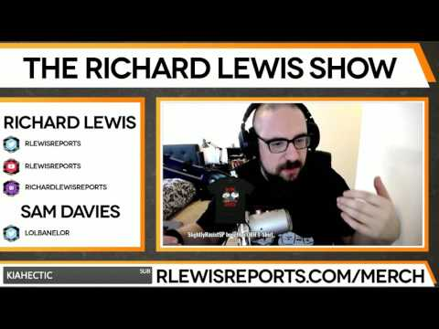 The Richard Lewis Show #76: Mack Lessons