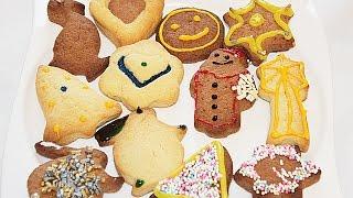 Песочное печенье - детское наслаждение!