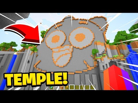Minecraft: We FOUND THE TEMPLE OF GUMBALL! (Ps3/Xbox360/PS4/XboxOne/PE/MCPE)