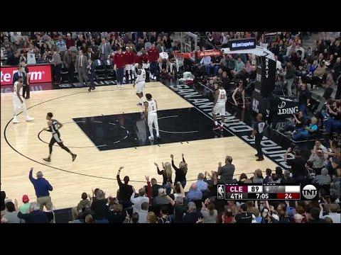 4th Quarter, One Box Video: San Antonio Spurs vs. Cleveland Cavaliers