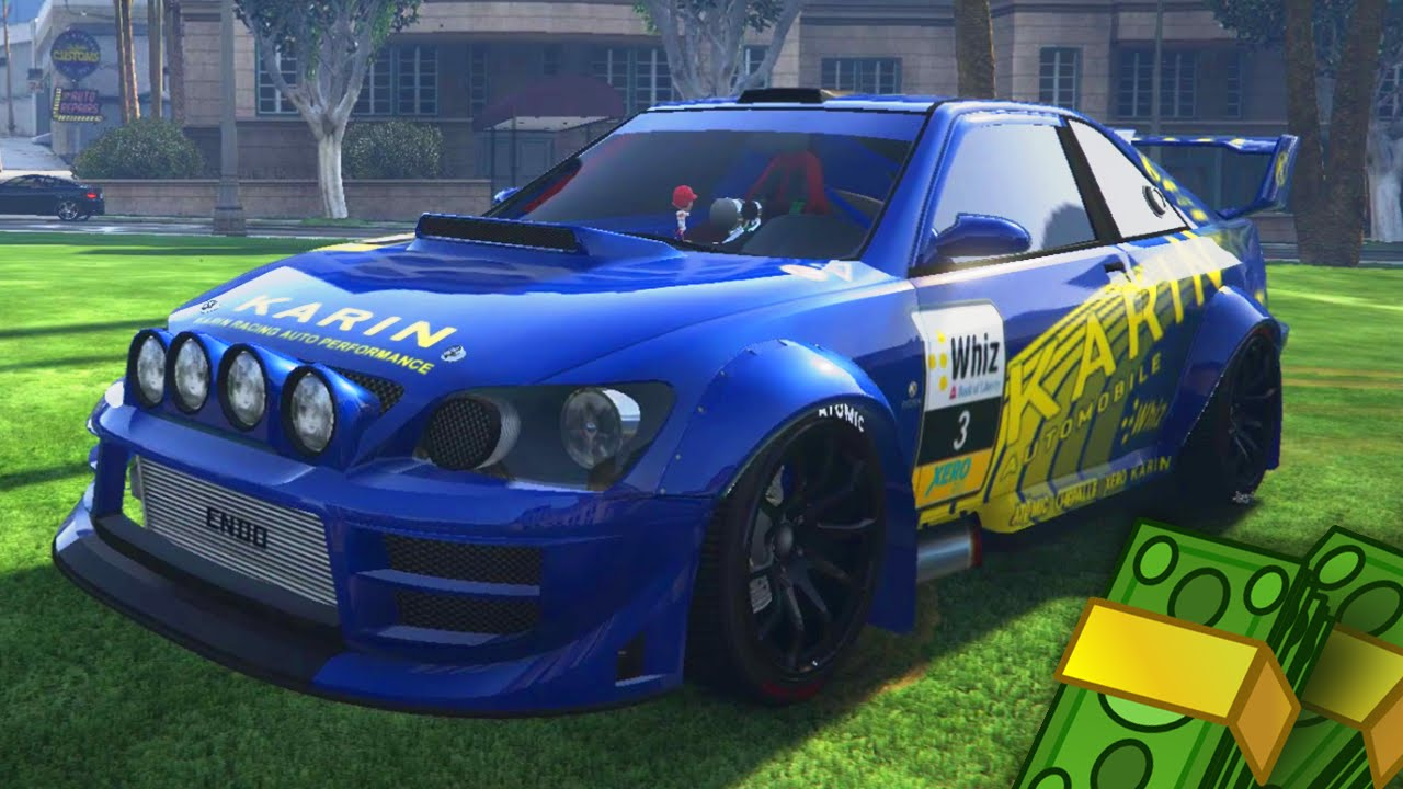 GTA 5 Online - SAVE $400,000+ ON THE NEW KARIN SULTAN RS ...