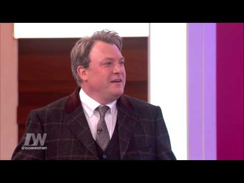 Ed Balls Likes His First Makeover   Loose Women
