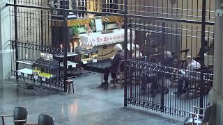 Samen bidden van een Rozenhoedje, donderdag 21 oktober 2021, Dagkapel St.-Elisabethkerk Grave