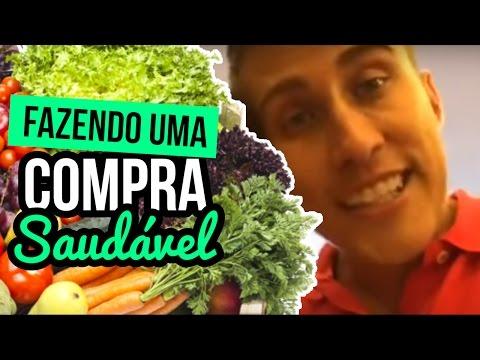 Compras Na Zona Cerealista - Fazendo Uma Compra Saudável | Dr. Juliano Pimentel