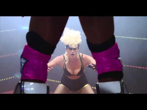 1.  CLOSE UP ft. Kim Gordon /  PEACHES OFFICIAL VIDEO