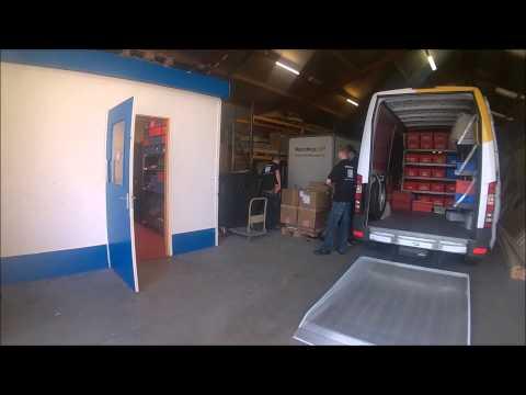 Logistics Employee