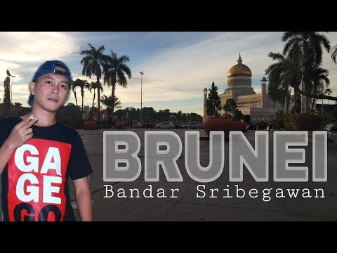 BRUNEI capital city | holiday |vlog #3