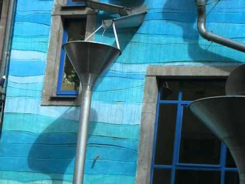 Germany Dresden Art Water Drain